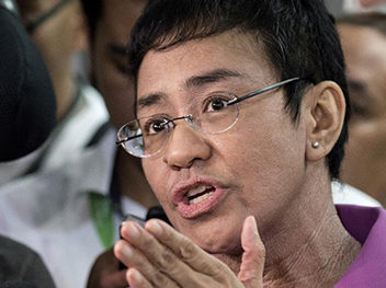 Maria Ressa to speak at DemocracyXChange Summit